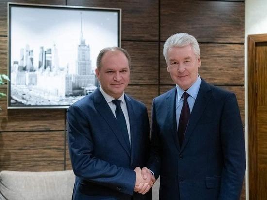 Чебан и Собянин обсудили возможные проекты и планы развития Кишинёва
