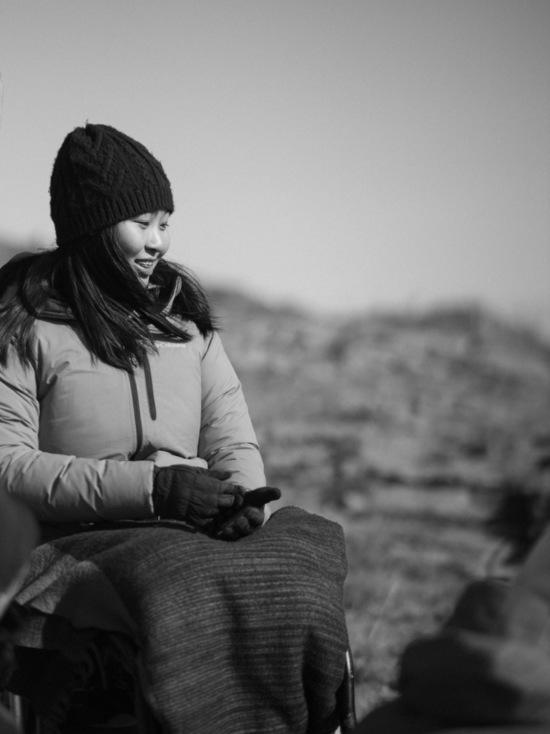 В Бурятии девушка-колясочница готовится к восхождению на Мунку-Сардык