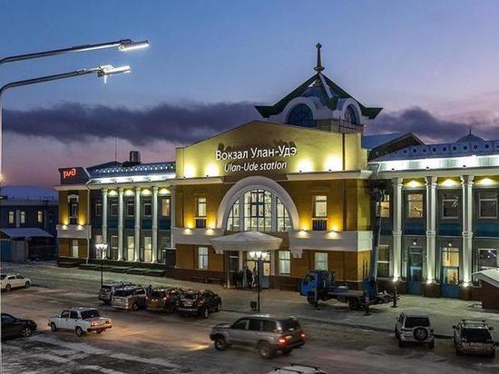 Вокзал в Улан-Удэ будет сдан в эксплуатацию после реконструкции в начале 2020 года