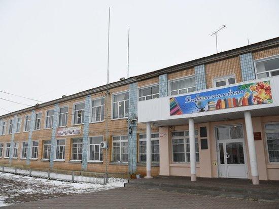 Андрей Бочаров: «Школу в селе Мачеха продолжат обновлять»