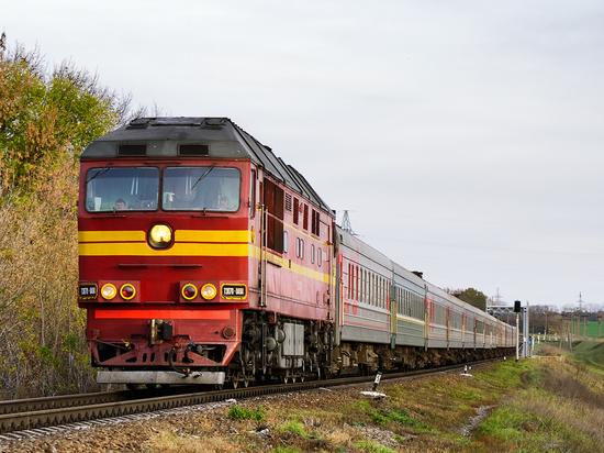 Поезд хотят запустить по маршруту, где разбился автобус в Забайкалье