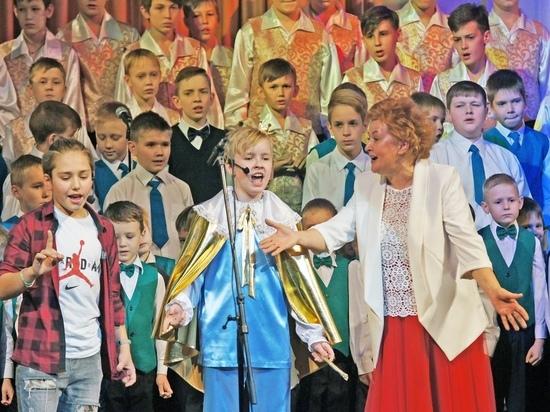 Конаковская Хоровая школа мальчиков и юношей дала концерт в Тверской филармонии
