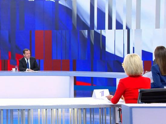 Пресс-конференция Медведева в десяти предложениях