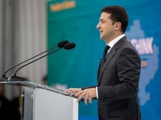 Зеленский предложит продлить особый статус Донбасса после саммита в Париже