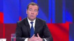 Медведев рассказал о двух самых сложных решениях в своей жизни