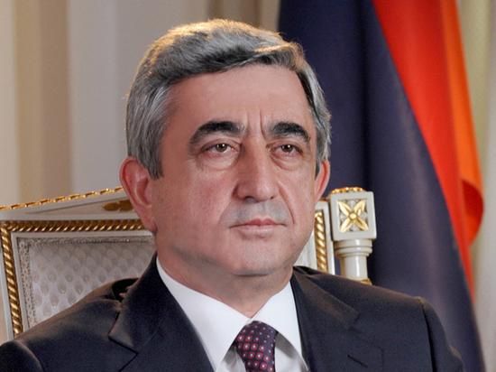 Эксперты объяснили возбуждение уголовного дела против экс-президента Армении Саргсяна