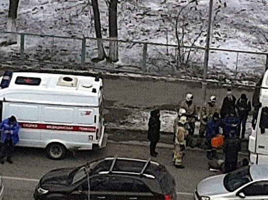 В Ростове водитель КамАЗа сбил женщину-пешехода