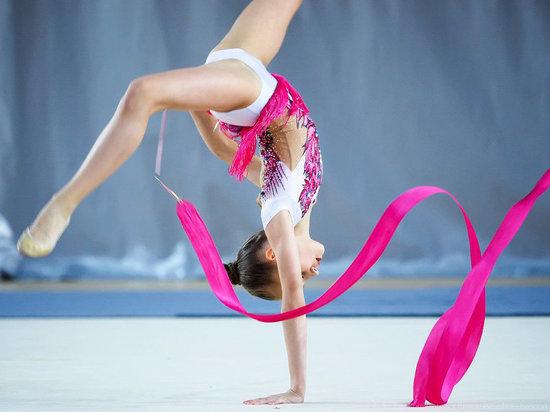 В Башкирии начался чемпионат по художественной гимнастике