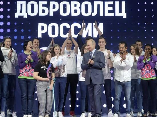 Владимиру Путину показали систему мониторинга за выполнением обращений граждан