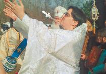 Бразилец стал священником в Митине