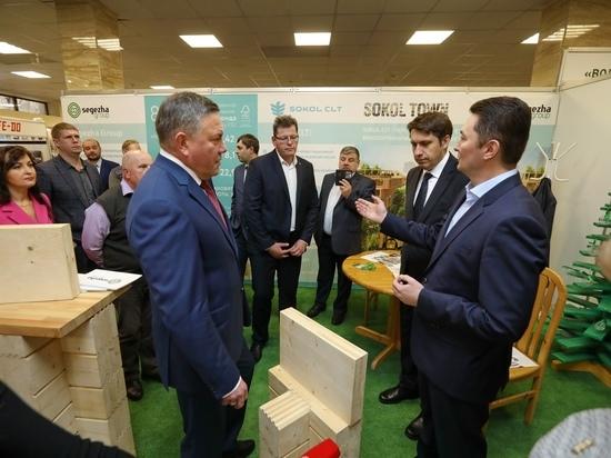 Ведущие международные эксперты лесной отрасли на три дня съехались в Вологду