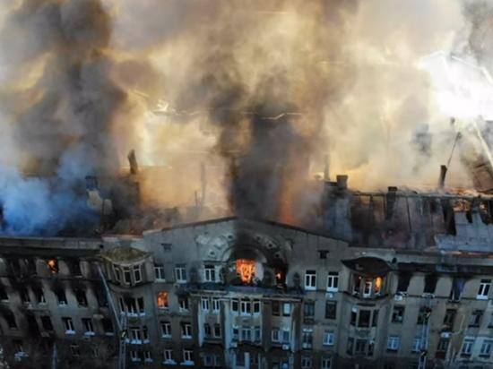Здание с вековой историей стало смертельной ловушкой для десятков одесситов