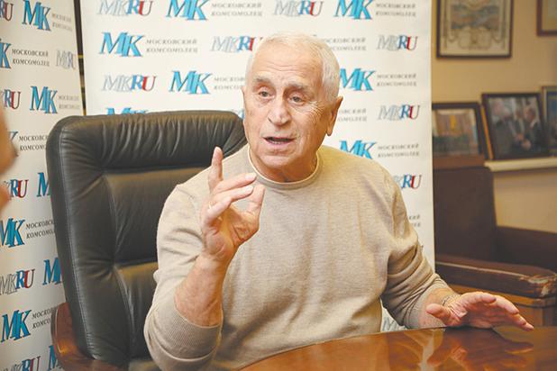Анзор Кавазашвили рассказал, кто может разрешить проблемы «Спартака»