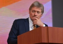 Песков не смотрел расследование Навального о полетах жены Медведева