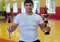 Тамбовский борец на поясах стал вице-чемпионом мира