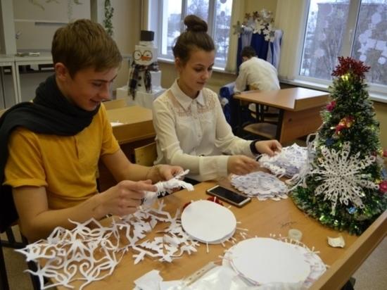 Ивановские школы и детсады начали подготовку к Новому году