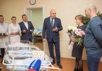 Почти на тысячу малышей увеличилась рождаемость в Кузбассе