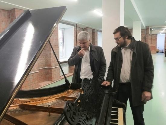 В Рыбинске откроется музыкальный музей