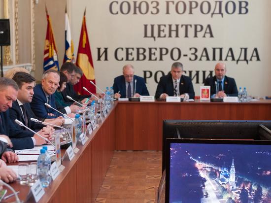 Мэр Шуи заняла должность президента Союза городов Центра и Северо-запада России
