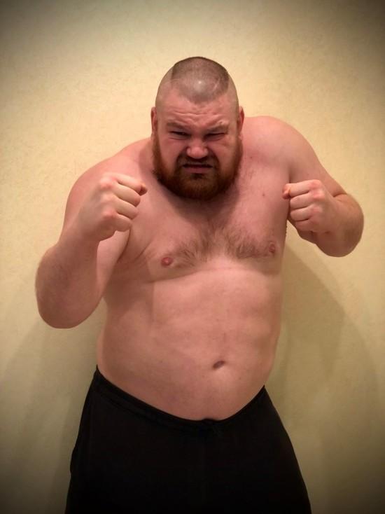 На казанский ринг «Боев по правилам TNA» выйдет Вячеслав Дацик