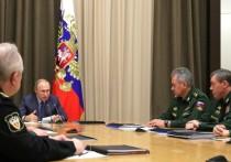 На президентском совещании по оборонным вопросам в Сочи 5 декабря Владимир Путин предложил обсудить разработку ивнедрение технологий сиспользованием искусственного интеллекта