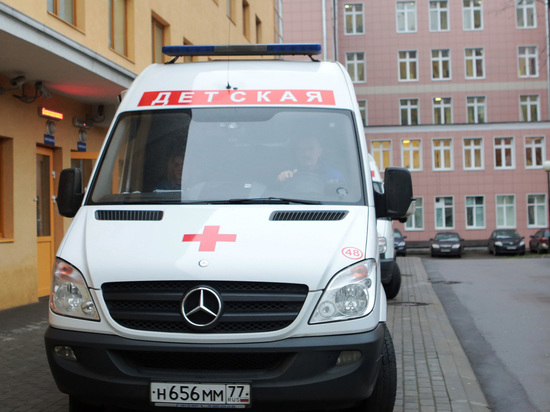 В Москве администратор поликлиники изувечила двухлетнюю дочь