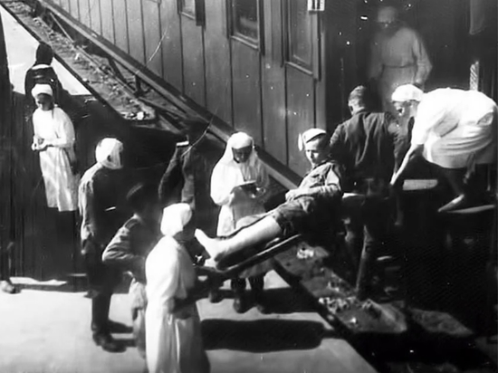 Почему кузбасские эвакогоспитали были секретными