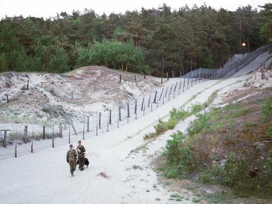 В ФСБ вскрылись крупные хищения при строительстве погранзастав