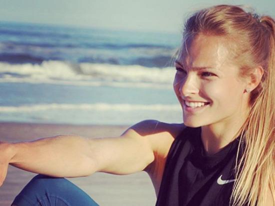Дарья Клишина заявила о намерении остаться в США после завершения карьеры