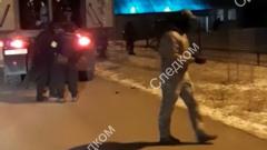 Опубликовано видео обыска у убийц главы Центра