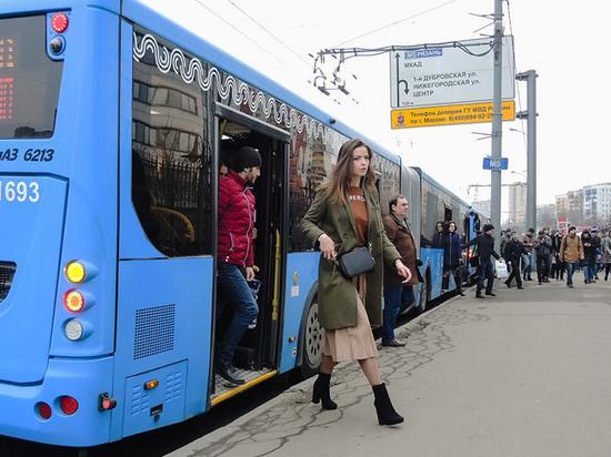 16 новых автобусных маршрутов откроют в 2020 году в Москве