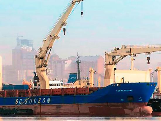 Российское посольство прокомментировало арест судна «Севастополь» в  Сингапуре