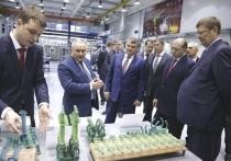 Дмитрий Миронов: на рыбинском предприятии будет производиться литейная продукция мирового уровня