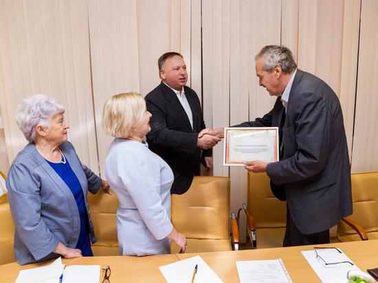 Олег Валенчук и Александр Галицких обсудили подготовку к юбилею Победы