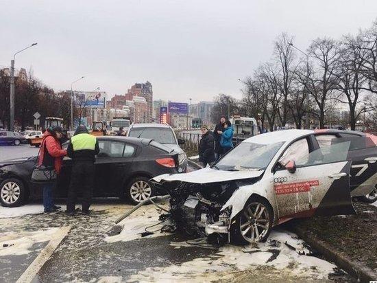 В Петербурге за год задержали больше пьяных водителей, чем в области