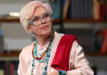 Алисе Фрейндлих — 85, и она давно не дает интервью, лишь иногда делая исключения для телевидения