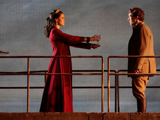В Большом театре представили оперу «Дидона и Эней»