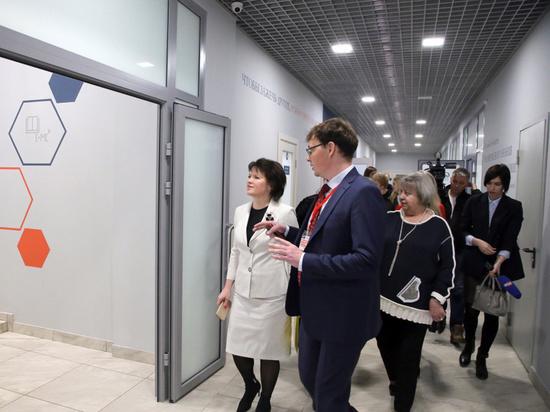 Центры повышения профессионального мастерства и квалификации педагогов открылись в Вологде