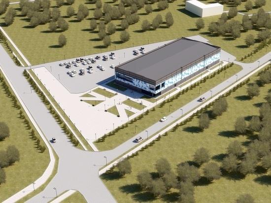 В Тутаеве хотят возобновить строительство крытого катка