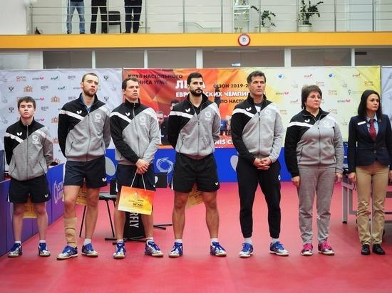 Команда УГМК вышла в четвертьфинал Лиги чемпионов с первого места
