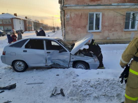 В Лесном в ДТП пострадал ребенок, находившийся в детском кресле