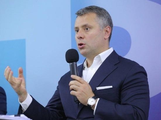 «Нафтогаз» ответил Медведеву насчет транзита газа