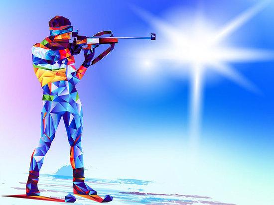 Биатлонистка с Ямала взяла золото юниоров на Кубке России