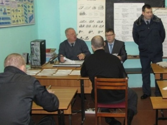 Ивановские осужденные осваивают новые профессии