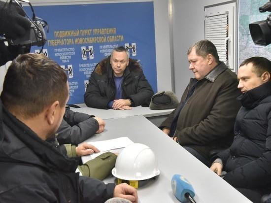 Новосибирский губернатор - в тройке влиятельных глав регионов СФО