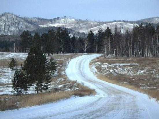 Снег и умеренный ветер ожидается в Забайкалье 9 декабря