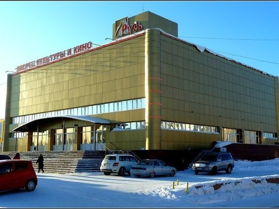 В Ноябрьске обновили кинозал