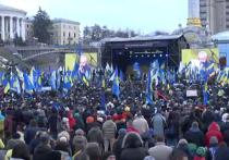 В Киеве решили проводить президента Зеленского на встречу в «нормандском формате»  очередным Майданом