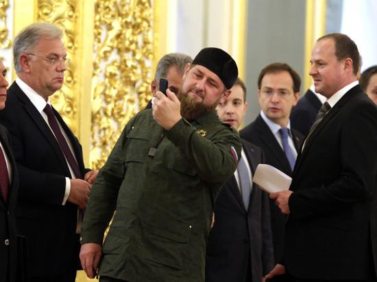 """Кадыров рассказал о """"невиданном в истории ударе"""" по России"""