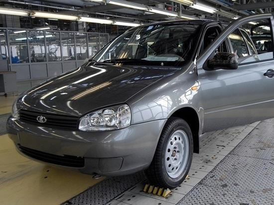 В России названы самые популярные марки автомобилей